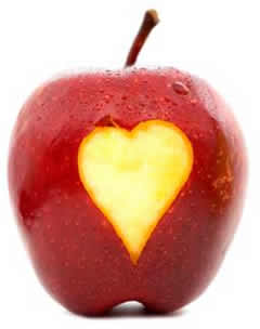 Apple Heart image