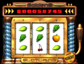 Golden Fruits slot game image