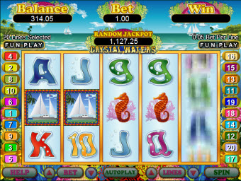 Underwater Slot Machine Game