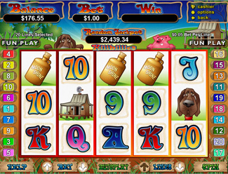 Hillbillies Slot game for Mac users