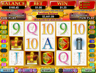 Realm of Riches Slot for Macs